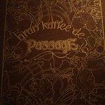 Foto van Gran Kaffee De Passage