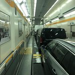 Eurotunnel: from Calais to Folkestone. COLOMBO GROUP Chauffeured Service