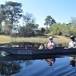 Safari en Mokoro