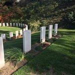 Bild från St Symphorien Military Cemetery