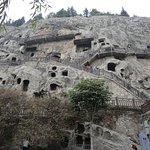 ภาพถ่ายของ Longmen Grottoes
