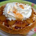 Apple Pie Waffle