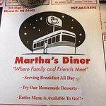 Billede af Martha's Diner