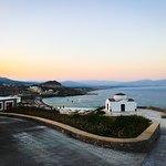 Sunset at Ktima