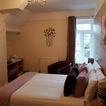 Double Room - Overlooking Torwood Gardens