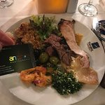 Texas de Brazil never fails. Their selection of meats is second to none. Their flavour is amazin