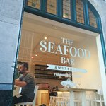Foto de The Seafood Bar van Baerlestraat