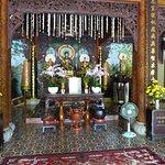 Chua Phap Bao Pagoda Foto
