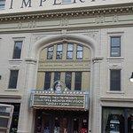 Bild från Imperial Theatre