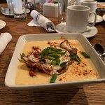 Chorizo & Scallion Cheesy Grits