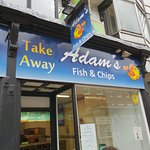 Adam's Chippy - Fish & Chips Cafe Foto