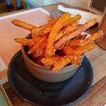 Nice sweet potato fries