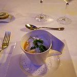 Carrot Tomate Cream Soup