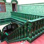ceramic staircase