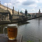 Bild från Karlsbron (Karlův most)