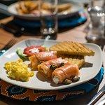Foto de Vilanculos Beach Lodge Restaurant