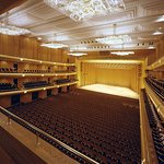 Abravanel Hall, house to stage.