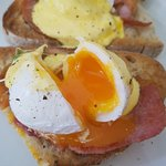 Can poached eggs get much better than this?!