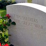 2 unknown soldiers