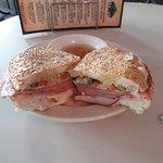 Muffulett sandwich