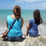 Contemplando o Mar