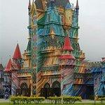 Castelo das Nações!!! entrada do parque!!!!