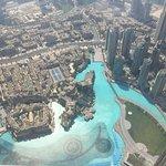Bilde fra Burj Khalifa