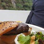Mapacho's Burger (Alpaca)