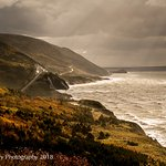 The Cabot Trail above Cheticamp in October