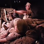 War figurines created by Weta Workshop