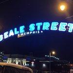 Foto van Beale Street