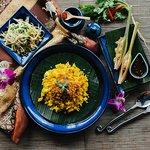 Vegetarian Lunch Set