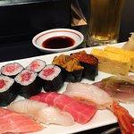 Bild från Tsukiji Suzutomi Sushi Tomi Honten