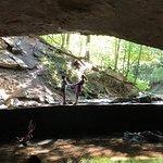 Billede af Rock Bridge Memorial State Park