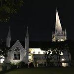 Photo de La cathédrale de Saint Andrews
