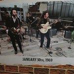 Bilde fra The Beatles Story