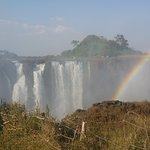 The Main Falls and the Rainbow