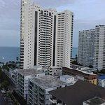 Window View - Jomtien Palm Beach Hotel & Resort Photo
