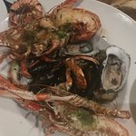 Foto de Samphire Seafood Bar & Grill at Orocco Pier