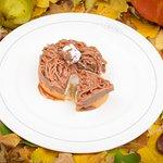 Tarte du Bistrot aux marrons façon vermicelle