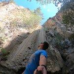 Photo de Waterfall of Milona