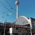 Φωτογραφία: Berlin TV Tower (Fernsehturm)