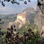Photo de Roussanou Monastery