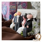 3D τούρτα γάμος