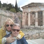 Φωτογραφία: Ερείπια Δελφών