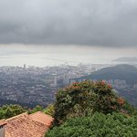 View from Penang Hill.