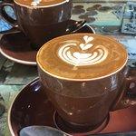 Foto van Revolver Espresso