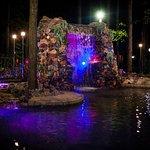 Водопад желаний - самый популярный арт-объект на нашей территории!