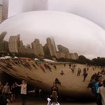 The Bean - very cool