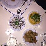 Sardines and Fava